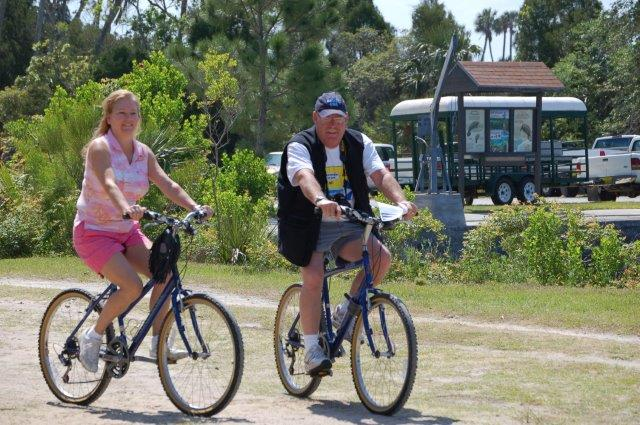 Bicycling in Citrus County